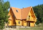 Нощувка за до 17 човека в къща Ламбиеви колиби в алпийски стил край Банско - с. Краище, снимка 2