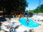 5 или 7 нощувки в бунгало за до 6-ма + басейн във вилно селище Кокиче , Приморско, снимка 2