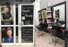 Боядисване с боя на клиента, масажно измиване, кератинова терапия, оформяне със сешоар или подстригване от салон за красота Angels of Beauty, снимка 2