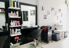 Боядисване с боя на клиента, масажно измиване, кератинова терапия, оформяне със сешоар или подстригване от салон за красота Angels of Beauty, снимка 4