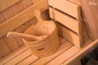 Нощувка на човек + вана с гореща минерална вода,  терма зона и сауна в Къща за гости Его, с. Минерални бани, снимка 12