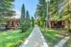 Нощувка в напълно оборудвана къща за до 5 човека + басейн и сауна във Вилни селища Ягода и Малина, Боровец, снимка 14
