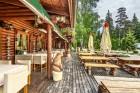 Нощувка в напълно оборудвана къща за до 5 човека + басейн и сауна във Вилни селища Ягода и Малина, Боровец, снимка 13
