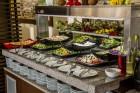 Нощувка, закуска и вечеря на човек + басейн и уелнес пакет в Каза Карина****, Банско, снимка 36