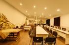 Нощувка на човек със закуска и вечеря + 2 лечебни процедури по избор + горещ басейн в Хотел Царска баня, гр. Баня край Карлово, снимка 26