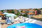 Нощувка на човек със закуска, обяд и вечеря в хотел Кипарис, Китен + басейн в съседен хотел, снимка 7
