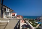 Нощувка на човек или нощувка със закуска и вечеря + басейн на 150 м. от плажа в хотел Музите, Созопол, снимка 13