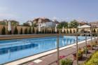 Нощувка на човек със закуска, обяд и вечеря + басейн, релакс пакет и масаж в Хотел Вила Амброзия, Черноморец, снимка 7