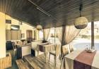 Нощувка за до 12 човека + оборудвана кухня за готвене + басейн и релакс зона от Комплекс Флора, село Паталеница, снимка 21