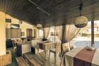 Нощувка за до 12 човека + оборудвана кухня за готвене + басейн и релакс зона от Комплекс Флора, село Паталеница, снимка 16