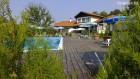 Лято в Априлци! Нощувка на човек със закуска, обяд и вечеря (по избор) + външен басейн от хотел Балкан Парадайс, снимка 4