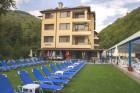 Нощувка на човек със закуска и вечеря + минерален басейн от хотел Делта, Огняново, снимка 2