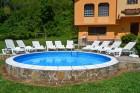 Нощувка за 28+2 човека + басейн, барбекю и ресторант/трапезария край Елена в семеен хотел Балкански рай - с. Дрента, снимка 2