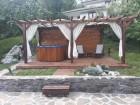 Нощувка за 13+1 човека + басейн, джакузи, механа и барбекю в Денизовата къща край Габрово - с. Зелено дърво, снимка 4