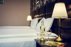 Нощувка на човек със закуска и вечеря + минерален басейн и релакс пакет в хотел Здравец Уелнес и СПА****, Велинград, снимка 47
