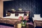 Нощувка на човек със закуска и вечеря + минерален басейн и релакс пакет в хотел Здравец Уелнес и СПА****, Велинград, снимка 24