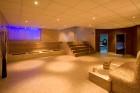 Нощувка на човек със закуска или закуска и вечеря + басейн и терапия Розов цвят от хотел Самоков****, Боровец, снимка 16