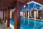 Нощувка на човек + басейни от Апарт хотел Райска градина****, на 1-ва линия край Св. Влас. Дете до 12г. - безплатно, снимка 3