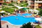 Нощувка на човек + басейни от Апарт хотел Райска градина****, на 1-ва линия край Св. Влас. Дете до 12г. - безплатно, снимка 12
