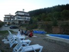 Нощувка за 11 или 22 човека + басейн, барбекю, ресторант, зали за семинари в комплекс Белла терра до Дряново - с. Гостилица, снимка 3