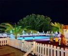 На ПЪРВА линия в Китен! 4 или 5 нощувки на човек със закуски, обеди и вечери + басейн в хотел Съндей, снимка 6