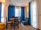 На ПЪРВА линия в Китен! 4 или 5 нощувки на човек със закуски, обеди и вечери + басейн в хотел Съндей, снимка 12