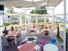 На ПЪРВА линия в Китен! 4 или 5 нощувки на човек със закуски, обеди и вечери + басейн в хотел Съндей, снимка 16