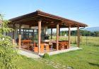 Нощувка на човек със закуска и вечеря + външен басейн от комплекс Бендида Вилидж, Павел Баня, снимка 8