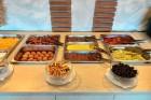 Море 2020! Нощувка на човек със закуска, обяд и вечеря  + басейн в семеен хотел М1, Приморско, снимка 2