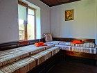 Нощувка за 12 човека + сезонен басейн, просторен двор, детски кът и барбекю в къща Край потока в Крушуна, снимка 23
