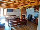 Нощувка за 12 човека + сезонен басейн, просторен двор, детски кът и барбекю в къща Край потока в Крушуна, снимка 10