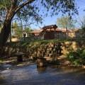 Нощувка за 12 човека + сезонен басейн, просторен двор, детски кът и барбекю в къща Край потока в Крушуна, снимка 4