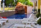 Нощувка на човек със закуска и вечеря + басейн в хотел Опал, Приморско на 100 м. от плажа, снимка 2