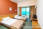 До края на юни: Нощувка, закуска и вечеря + басейн на 30 м. от плажа в хотел Амбасадор***, Златни Пясъци. Дете до 13г. - безплатно, снимка 16