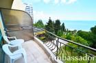 До края на юни: Нощувка, закуска и вечеря + басейн на 30 м. от плажа в хотел Амбасадор***, Златни Пясъци. Дете до 13г. - безплатно, снимка 3