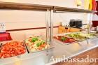 До края на юни: Нощувка, закуска и вечеря + басейн на 30 м. от плажа в хотел Амбасадор***, Златни Пясъци. Дете до 13г. - безплатно, снимка 8