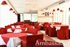 До края на юни: Нощувка, закуска и вечеря + басейн на 30 м. от плажа в хотел Амбасадор***, Златни Пясъци. Дете до 13г. - безплатно, снимка 12