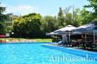 До края на юни: Нощувка, закуска и вечеря + басейн на 30 м. от плажа в хотел Амбасадор***, Златни Пясъци. Дете до 13г. - безплатно, снимка 10