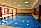 Нощувка на човек + закуска или закуска и вечеря по избор + басейн и релакс център в хотел Роял Банско Апартмънтс, Банско, снимка 15
