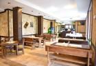 Нощувка на човек + закуска или закуска и вечеря по избор + басейн и релакс център в хотел Роял Банско Апартмънтс, Банско, снимка 20