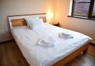 Нощувка на човек + закуска или закуска и вечеря по избор + басейн и релакс център в хотел Роял Банско Апартмънтс, Банско, снимка 21