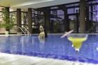 Нощувка на човек + закуска или закуска и вечеря по избор + басейн и релакс център в хотел Роял Банско Апартмънтс, Банско, снимка 6