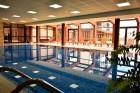 Нощувка на човек + закуска или закуска и вечеря по избор + басейн и релакс център в хотел Роял Банско Апартмънтс, Банско, снимка 7