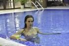 Нощувка на човек + закуска или закуска и вечеря по избор + басейн и релакс център в хотел Роял Банско Апартмънтс, Банско, снимка 17