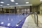 Нощувка на човек + закуска или закуска и вечеря по избор + басейн и релакс център в хотел Роял Банско Апартмънтс, Банско, снимка 10