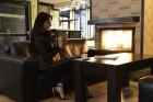 Нощувка на човек + закуска или закуска и вечеря по избор + басейн и релакс център в хотел Роял Банско Апартмънтс, Банско, снимка 12