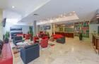 Нощувка на човек на база All Inclusive + басейн и анимация от хотел Холидей Парк****, Златни пясъци, снимка 15