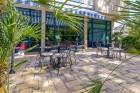 Нощувка на човек на база All Inclusive + басейн и анимация от хотел Холидей Парк****, Златни пясъци, снимка 6