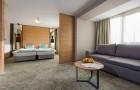 Нощувка на човек със закуска + открит и закрит топъл басейн и СПА зона в СПА хотел Девин****, снимка 3