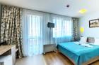 Нощувка на човек със закуска, обяд* и вечеря + басейн и релакс зона в Хотел Панорама Ризорт****, Банско, снимка 10